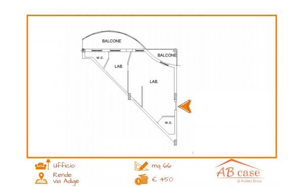 scheda planimetria 2D